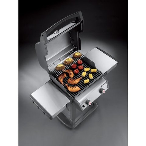 Churrasqueira Spirit S-210 - WEBER - Amantes de Churrasco