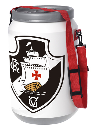 Cooler do Vasco da Gama - 24 Latas - Doctor Cooler