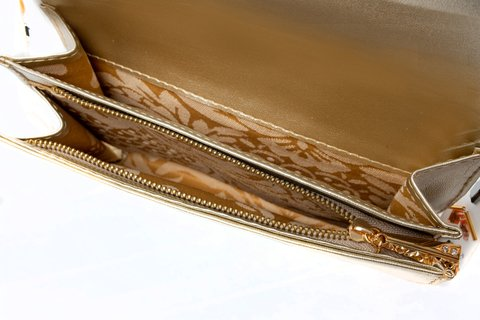 Clutch Amor Ouro - loja online