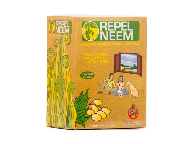 Repel Neem Sachê
