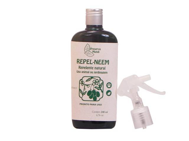 Repel Neem Pronto p/ Uso