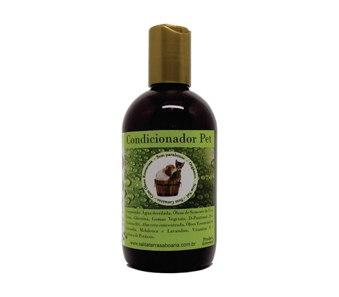 Condicionador Pet Natural 250ml - comprar online