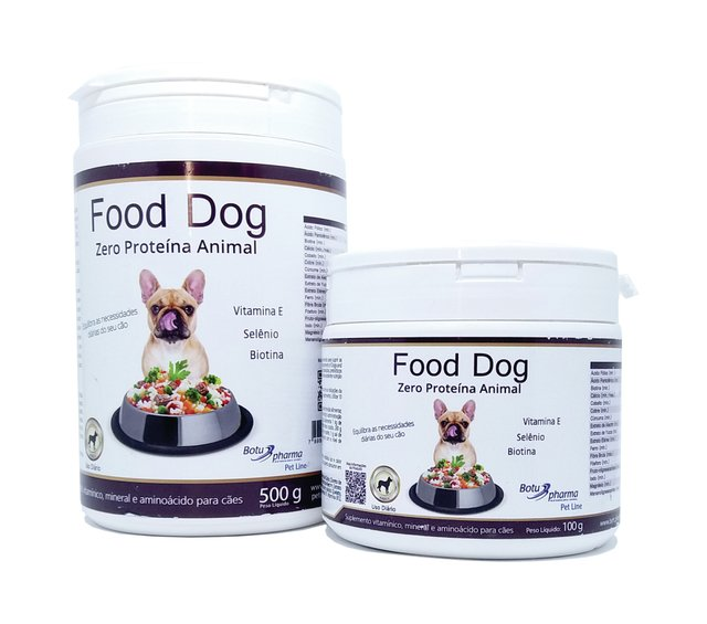 Food Dog Zero Proteína Animal