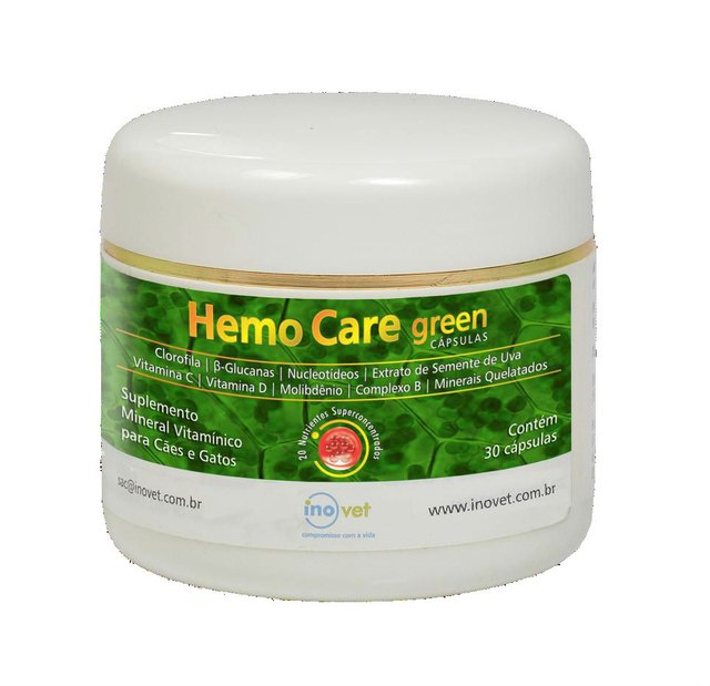 Hemo Care Green