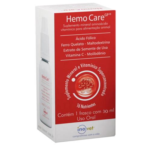 Hemo Care 100ml - comprar online