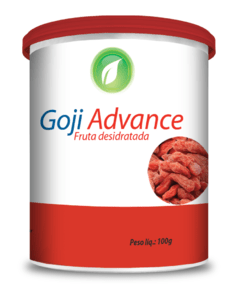 Goji Berry Advance 100 gr - Fruta Desidatrada