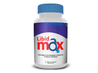 LIBIDMAX 60 caps 500 mg (Compre 5 Leve 6)