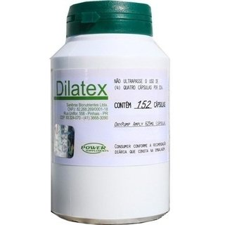 Dilatex 152 caps