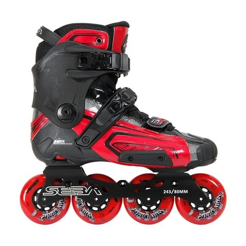 Patins Seba High Light, modelo para freestyle, slalom e urban