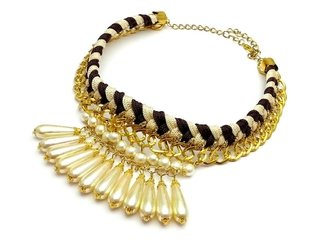 Collar Barroco Pearl