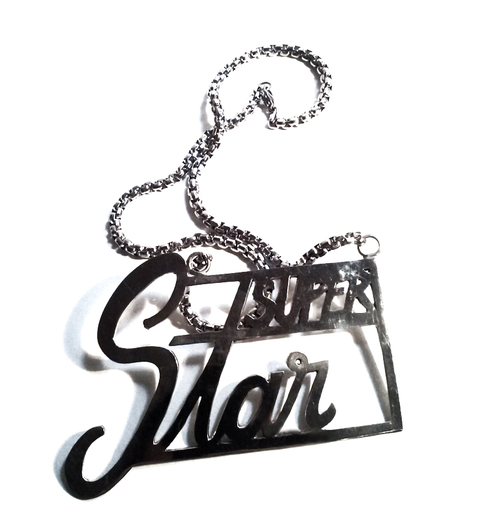 Super Star Necklace by Marcelo Toledo