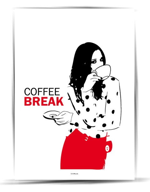 Red Coffee Break