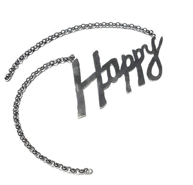 Collar Happy by Marcelo Toledo