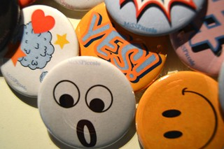 Super Day! Badges for Parties - MissPiccolo