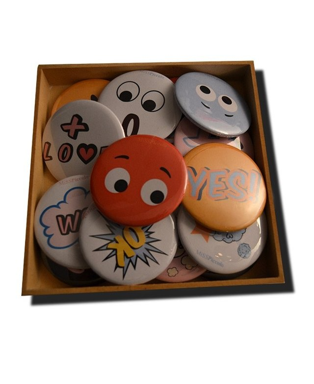 Badges for Parties - buy online