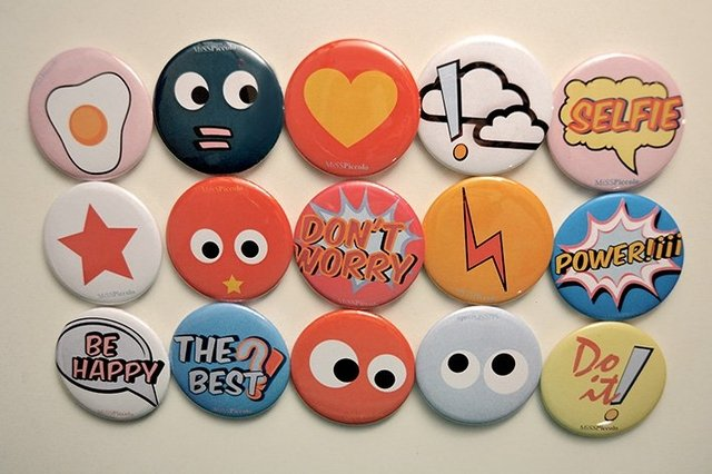 Image of Super Day! Badges for Parties