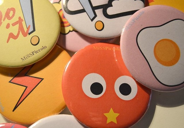 Super Day! Badges for Parties
