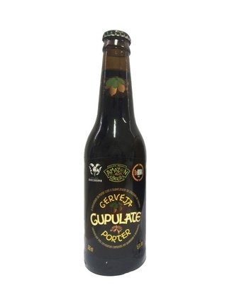Cerveja Amazon Cupulate Porter 355ml
