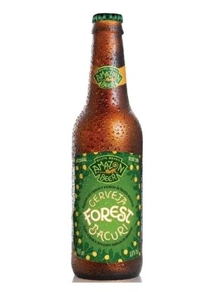 Cerveja Amazon Forest Bacuri 355ml