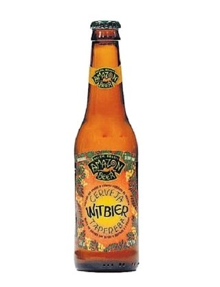 Cerveja Amazon Witbier Taperebá 355ml