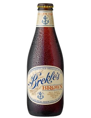 Cerveja Anchor Brekle's Brown 355ml