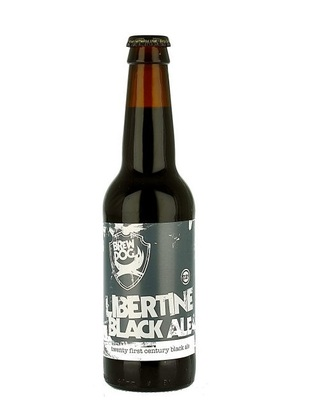 Cerveja BrewDog Libertine Black Ale 330ml