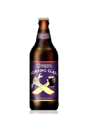 Cerveja Burgman Working Class 600ml
