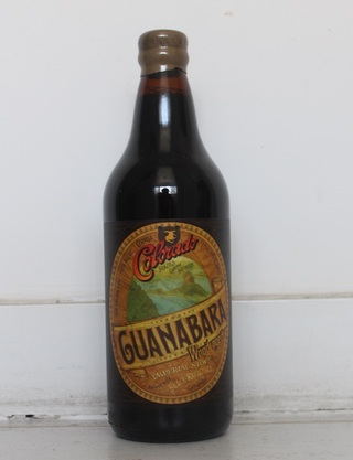 Cerveja Colorado Guanabara Wood Aged 600ml