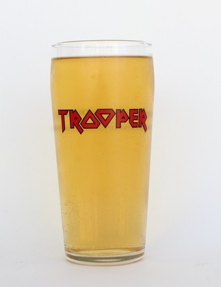 Copo Pint Trooper Iron Maiden 500ml