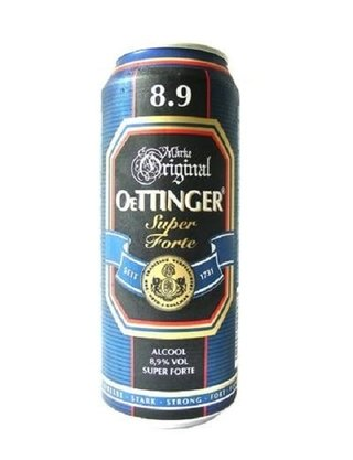 Cerveja Oettinger Super Forte 500ml