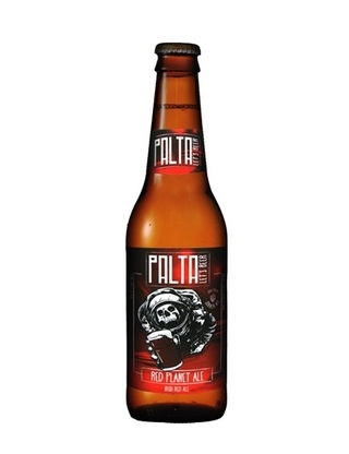 Cerveja Palta Red Planet Ale 355 ml