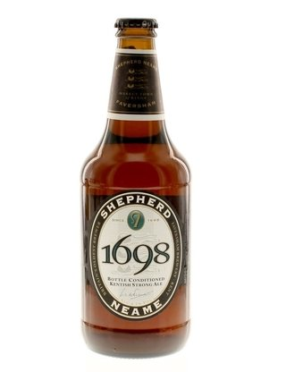 Cerveja Shepherd Neame 1698 Celebration 500ml