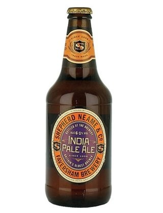 Cerveja Shepherd Neame India Pale Ale 500ml