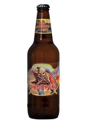 Cerveja Trooper Iron Maiden 500ml
