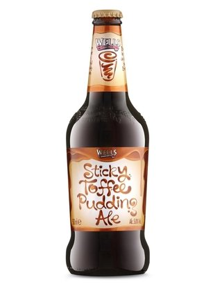 Cerveja Wells Sticky Toffee Pudding Ale 500ml