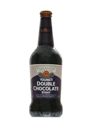 Cerveja Young's Double Chocolate 500ml