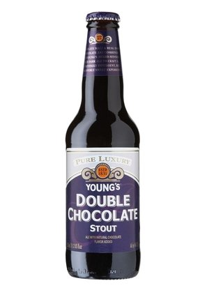 Cerveja Young's Double Chocolate 330ml