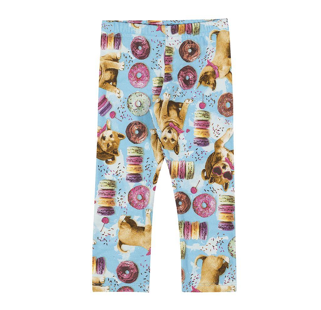 95972a757306f3 Legging Infantil Menina - Ref 23966-15962
