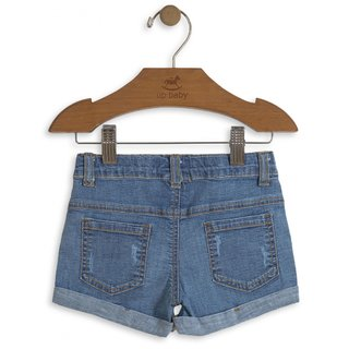 Shorts Jeans Up baby Infantil Ref  42061-Azul