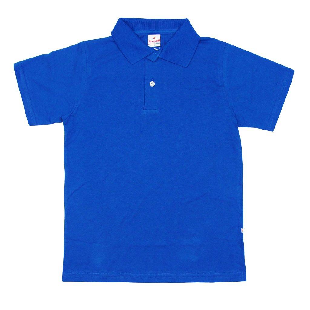 d8e6d2c0c Camiseta Polo Brandili Infantil Menino - Ref 80057 - 0364