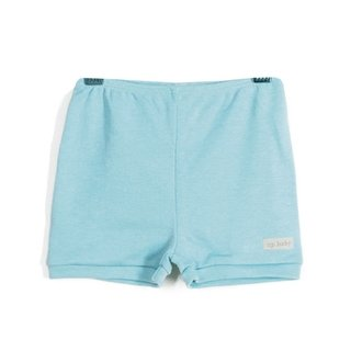 Shorts Bebê Unissex Up Baby - Ref 41505/41594 - Azul Cool