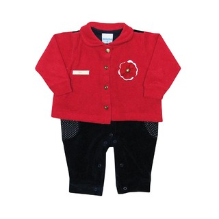 Macacao Infantil Maglian Plush - Cod. 3977