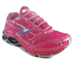 TÊNIS ZOTTO Z6301 ACTION STAY PINK