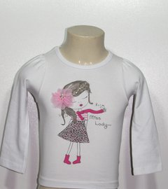 Blusa Cotton Diversas Cores 1229 Whitecat na internet