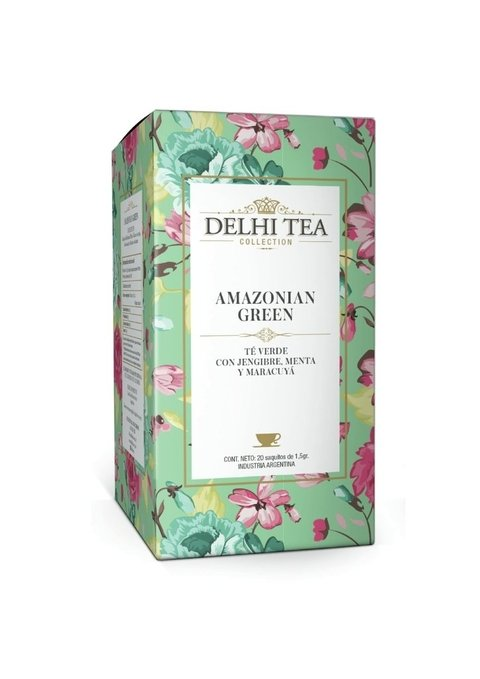 DELHI TEA COLLECTION - caja x 20 saq - - comprar online