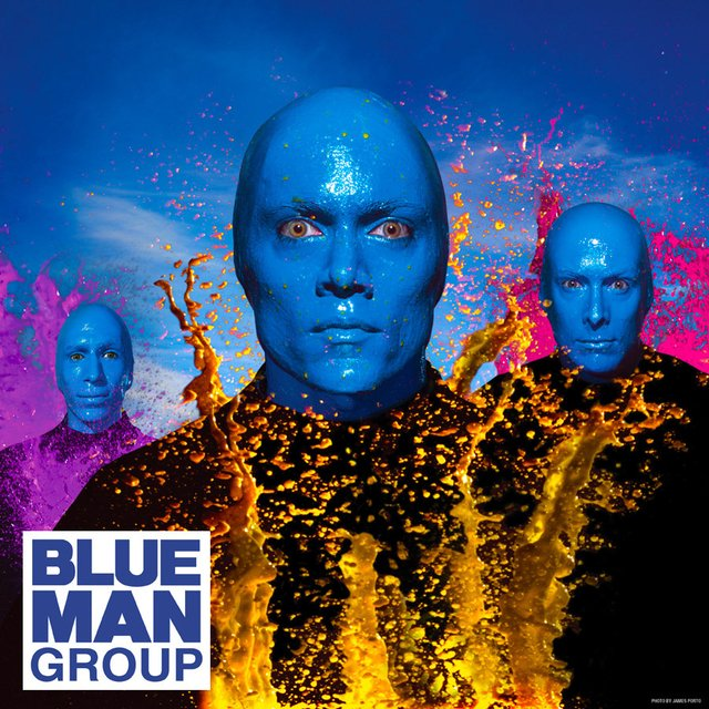 Ingressos Blue Man Group Orlando