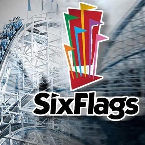 INGRESSOS SIX FLAGS MAGIC MOUNTAIN - LOS ANGELES