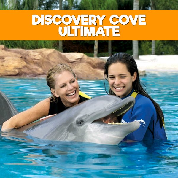 DISCOVERY COVE ULTIMATE 2018 (COM SEA WORLD + AQUATICA + BUSCH GARDENS) na internet