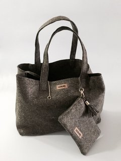 shopping bag CHELSEA felt - comprar online