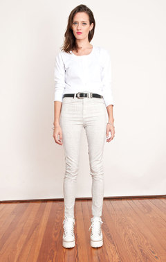 White Snake Jeans Altos